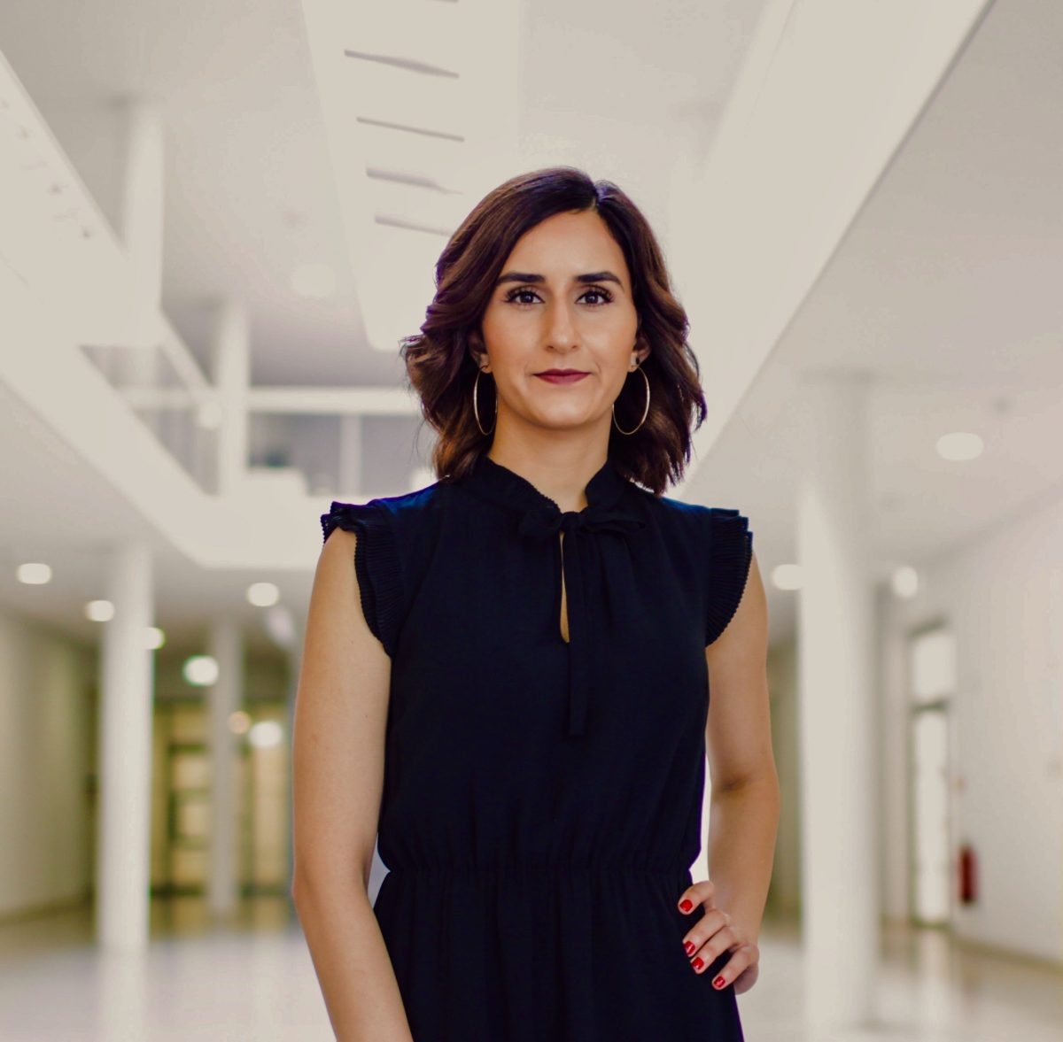 Aylin Karabulut, Foto: André Hirtz