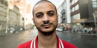 Younes Al-Amayra, Foto: GERMANIA