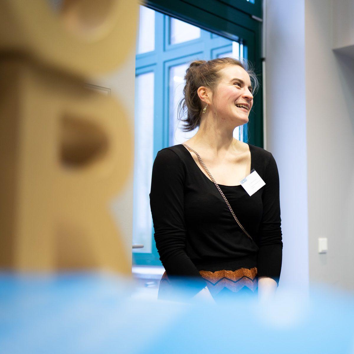 Josephine Schmitt, Foto: Michael Schwettmann / CAIS